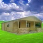 Casa de lemn Iulius 10x6m