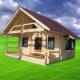 Casa de lemn Supreme 6x5m