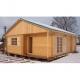 Cabana de lemn Snowstyle 9x5m